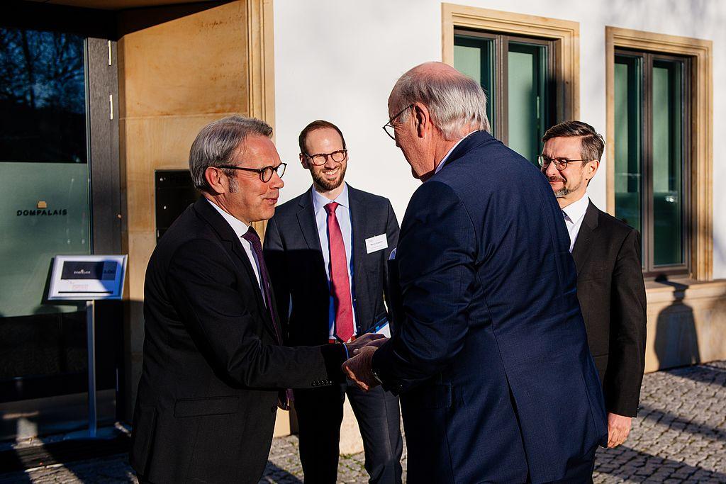 Thüringen übernimmt Vorsitz der Innenministerkonferenz