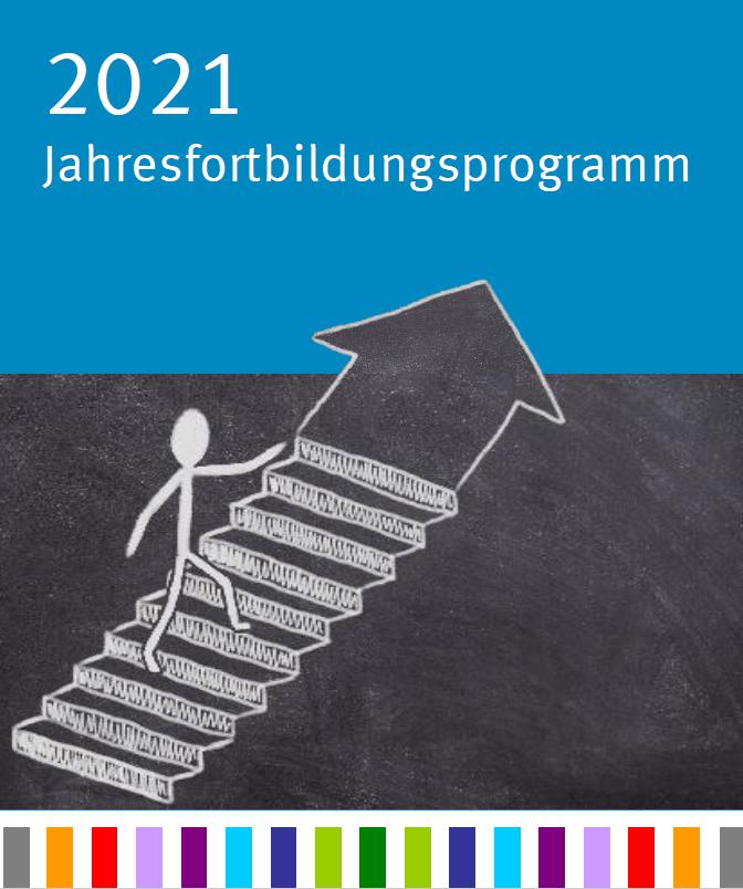 Titelbild Jahresfortbildungsprogramm