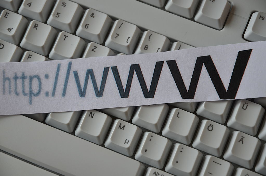 Symbolfoto Tastatur Link